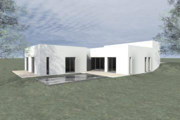 Projekt novostavby rodinného domu