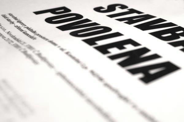vyřízení stavebního povolení a ohlášení stavby